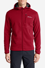 Red Sweaters & Sweatshirts for Men: Men's Synthesis Pro Full-Zip Hoodie