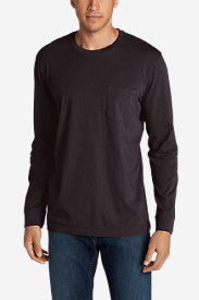Men's Legend Wash Long-Sleeve Pocket T-Shirt - Classic Fit
