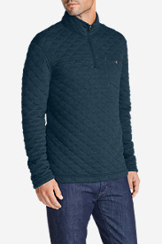 Winter Coats: Men's Fortify 1/4-Zip Pullover