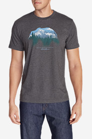 Men's Graphic T-Shirt - Bearscape