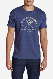 Men's Graphic T-Shirt - Rainier's Grill House