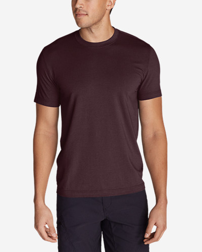 Men's Lookout Short Sleeve T Shirt by Eddie Bauer