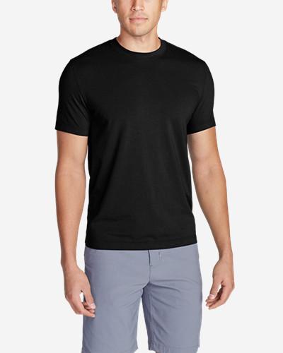 Men's Lookout Short Sleeve T Shirt by Eddie Bauer