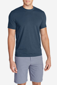 Blue Shirts for Men: Men's Lookout Short-Sleeve T-Shirt