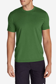 Spandex Shirts for Men: Men's Lookout Short-Sleeve T-Shirt