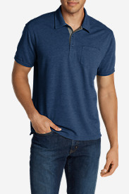 Men's En Route Short-Sleeve Polo Shirt