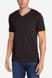 Men's Legend Wash Short-Sleeve V-Neck T-Shirt - Classic Fit