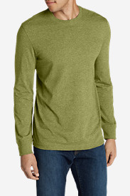 Men's Legend Wash Long-Sleeve T-Shirt - Slim Fit