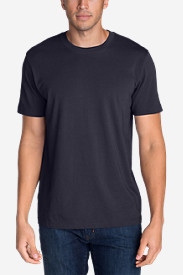 Casual T-Shirts for Men: Men's Legend Wash Short-Sleeve T-Shirt - Classic Fit