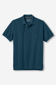 Men's Field Short-Sleeve Pocket Polo
