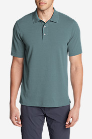 Men's Voyager 2.0 Performance Short-Sleeve Polo Shirt - Solid