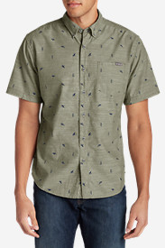 Men's Grifton Short-Sleeve Shirt - Print