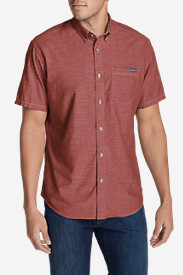 Big & Tall Shirts for Men: Men's Grifton Short-Sleeve Shirt