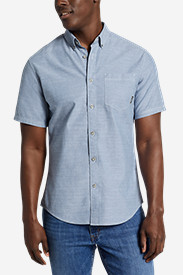 Blue Shirts for Men: Men's Grifton Short-Sleeve Shirt