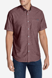 Men's Grifton Short-Sleeve Shirt - Solid