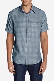 Big & Tall Shirts for Men: Men's Treeline Double-Weave Shirt