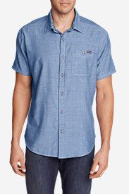 Men's Treeline Double-Weave Shirt
