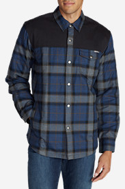 Blue Shirts for Men: Men's Overlook Shirt Jac