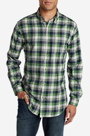 Long Sleeve Shirts for Men: Men's Wild River Lightweight Flannel Shirt