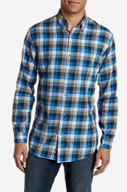 Blue Shirts for Men: Men's Wild River Lightweight Flannel Shirt