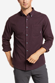 Men's Eddie's Favorite Flannel Classic Fit Shirt - Solid
