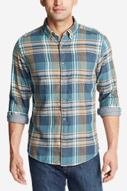 Blue Shirts for Men: Men's Treeline II Long-Sleeve Shirt
