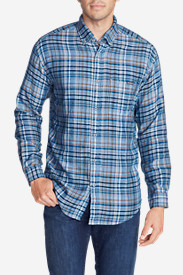Big & Tall Shirts for Men: Men's Treeline II Long-Sleeve Shirt
