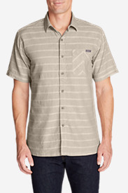 Men's Larrabee II Short-Sleeve Shirt - Solid