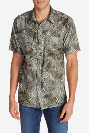 Men's Larrabee II Short-Sleeve Shirt - Print