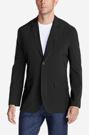 Men's Departure Tropical-Weight Packable Blazer