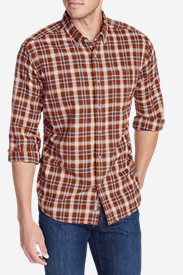Men's Eddie's Favorite Flannel Relaxed Fit Shirt - Plaid