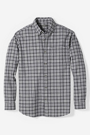 Flannel Shirts for Men: Men's Eddie's Favorite Flannel Relaxed Fit Shirt - Plaid