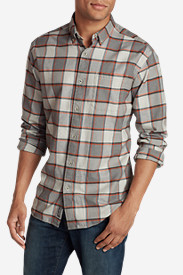 New Fall Arrivals: Men's Eddie's Favorite Flannel Slim Fit Shirt