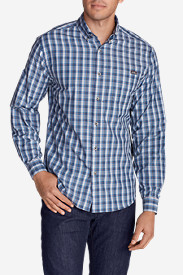 Men's On The Go Poplin Shirt