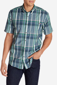 Men's On The Go Short-Sleeve Poplin Shirt