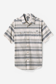 Men's Vashon Short-Sleeve Shirt - Slub Stripe