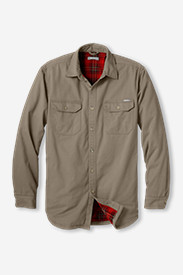 Men's Legend Wash Shirt Jacket