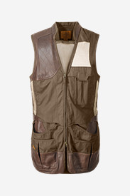 Mens Hunting Vests: Men's Premium Clay Break Vest