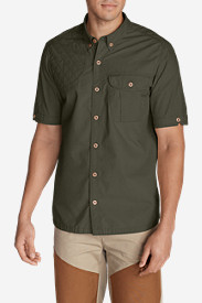 Hunting Shirts for Men: Men's Palouse Short-Sleeve Shooting Shirt