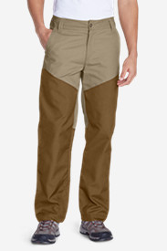 Soft Shell Pants for Men: Men's Yakima Breaks Upland Pants