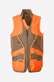 Cotton Vests: Men's Mabton Flats Vest