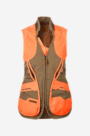 Cotton Vests: Women's Mabton Flats Vest