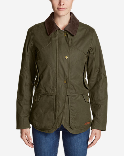 Cotton Jackets: Women's Kettle Mountain StormShed Jacket