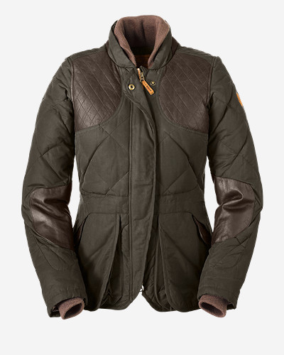 Cotton Jackets: Women's 1936 Skyliner Model Hunting Jacket