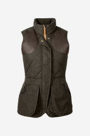 Insulated Vests: Women's 1936 Skyliner Model Hunting Vest