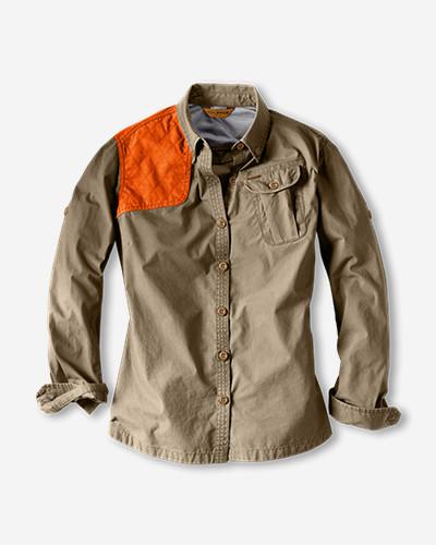 Women's Palouse Long-Sleeve Hunting Shirt