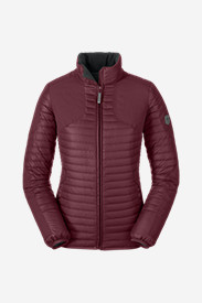 Red Jackets: Women's MicroTherm® StormDown® Field Jacket