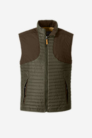 Green Vests: Men's MicroTherm® StormDown® Field Vest