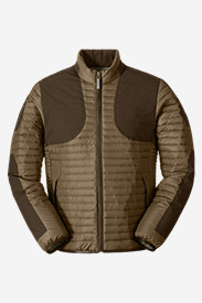 Brown Jackets for Men: Men's MicroTherm StormDown Field Jacket