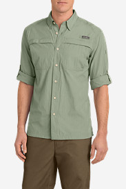 Mens New Fall Arrivals: Men's Guide Long-Sleeve Shirt